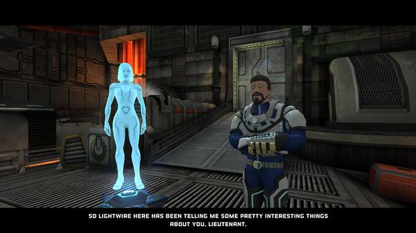 Скриншот из Lightwire
