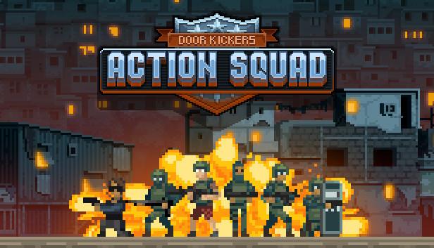 Ahorra un 80% en Door Kickers: Action Squad en Steam