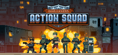 Rescue hostages disarm bombs and save the day in this old school action side-scroller with retro graphics and retro sensibilities. Coop MP Included. & Steam Community :: Door Kickers: Action Squad