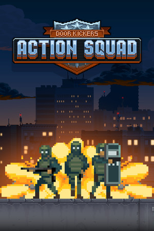 Door Kickers: Action Squad poster image on Steam Backlog