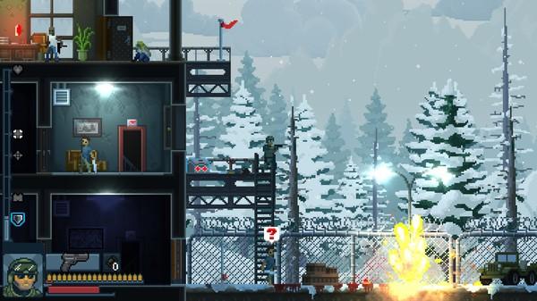 Screenshot of Door Kickers: Action Squad