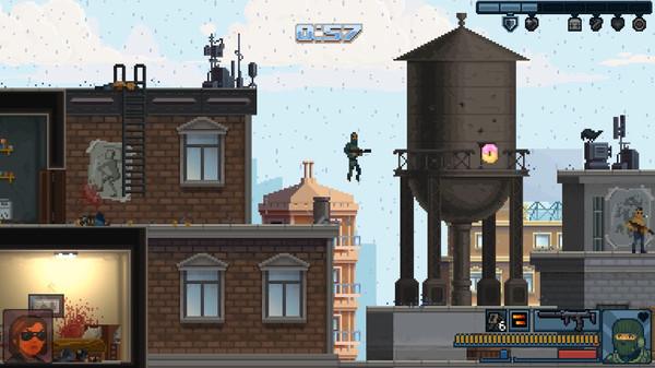 Скриншот из Door Kickers: Action Squad