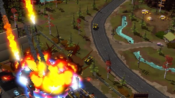 скриншот Forged Battalion 6