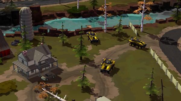 скриншот Forged Battalion 2