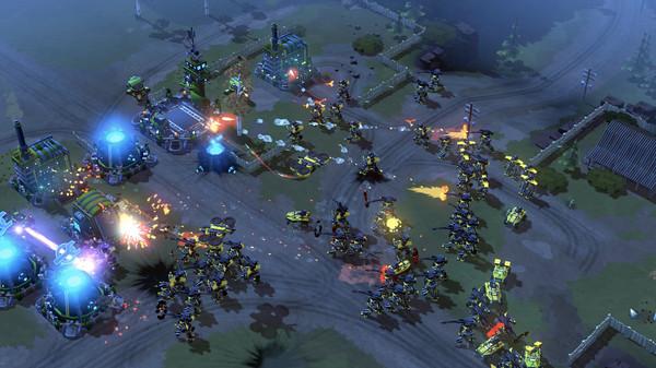 скриншот Forged Battalion 3