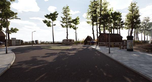 Скриншот из Fernbus Simulator - Usedom