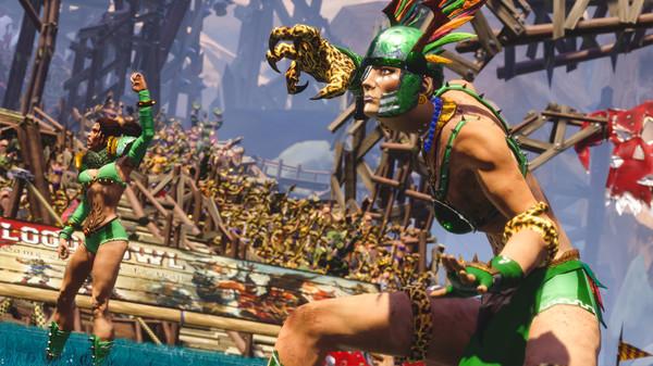 Скриншот из Blood Bowl 2 - Amazons