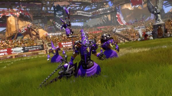 Скриншот из Blood Bowl 2 - Goblins