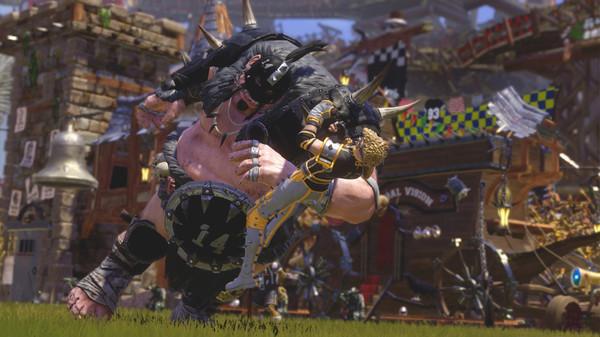 Скриншот из Blood Bowl 2 - Ogres
