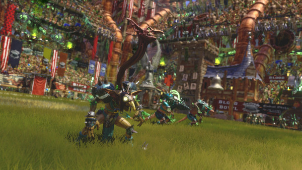 Скриншот из Blood Bowl 2 - Underworld Denizens