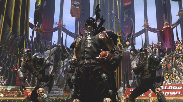 Скриншот из Blood Bowl 2 - Vampires