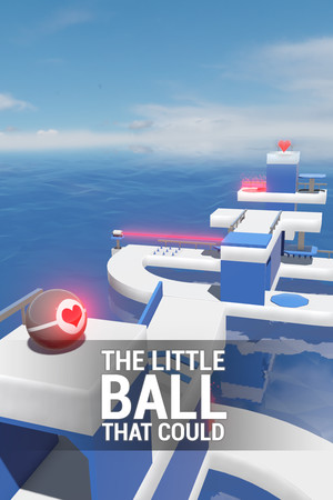 The Little Ball That Could poster image on Steam Backlog