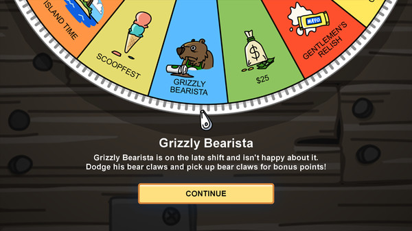 Скриншот из Fatty Rabbit Hole