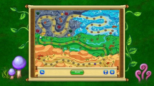 Скриншот из Gnomes Garden New Home