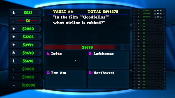 Скриншот из Trivia Vault: Mixed Trivia