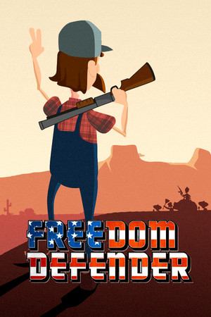 Freedom Defender poster image on Steam Backlog