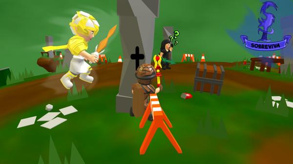 Скриншот из Sobreviva - Low Poly