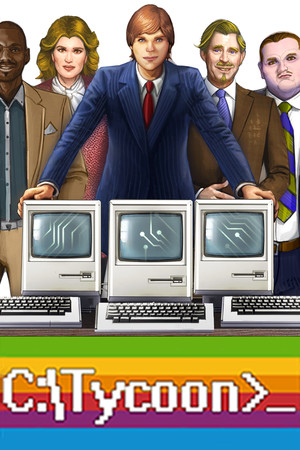Computer Tycoon poster image on Steam Backlog