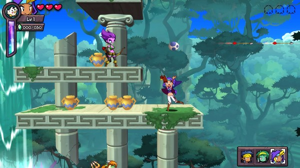 Скриншот №7 к Shantae Friends to the End