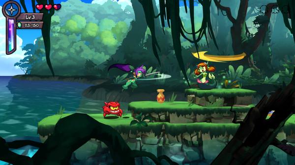 Скриншот из Shantae: Costume Pack