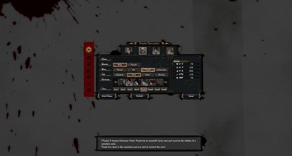 Скриншот из Haunted Dungeons: Hyakki Castle