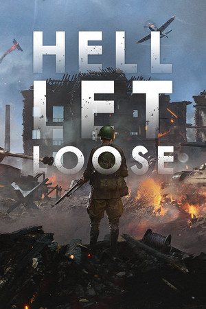 Hell Let Loose poster image on Steam Backlog
