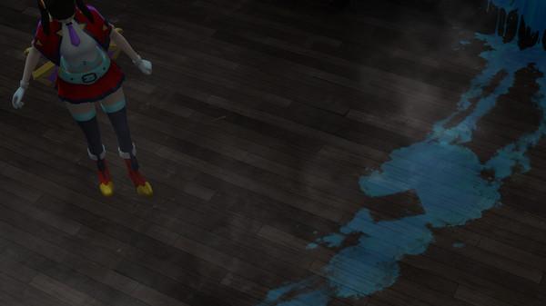 Скриншот из BlazBlue Collaboration Costume - Ji-Min Yoo