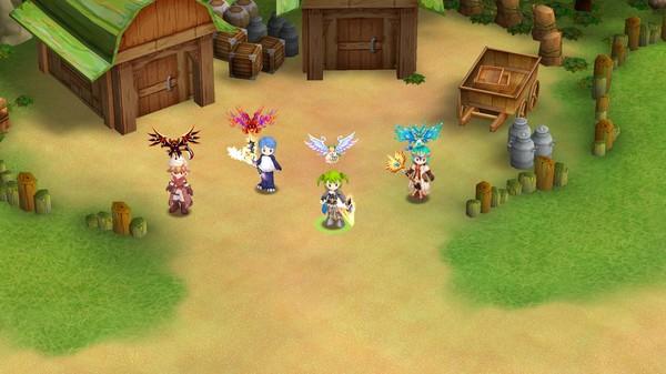 Скриншот из NosTale - Fairy Elemental