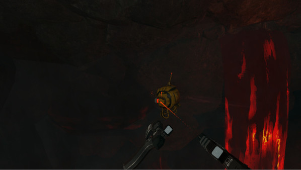Скриншот из MINE!