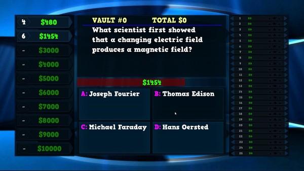 Скриншот из Trivia Vault: Science & History Trivia