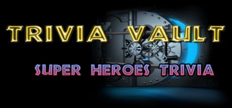 Teaser image for Trivia Vault: Super Heroes Trivia