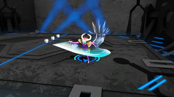 Скриншот из Metagalactic Blitz Demo