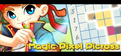 Teaser image for Magic Pixel Picross