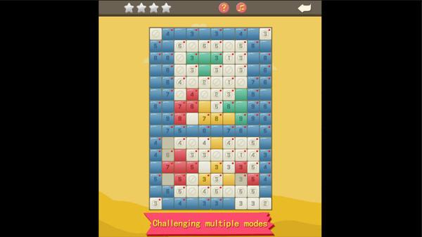 Скриншот из Magic Pixel Picross