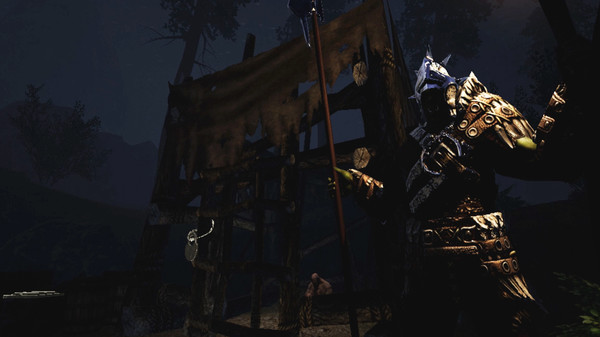 Скриншот из Infinity Assassin (VR)