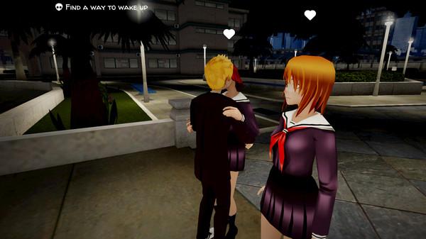 Скриншот из Yandere School