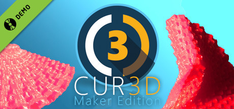 CUR3D Maker Edition Demo on Steam