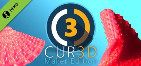 CUR3D Maker Edition Demo