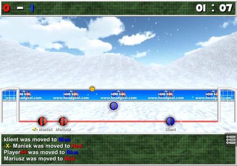 Скриншот из Head Goal: Soccer Online