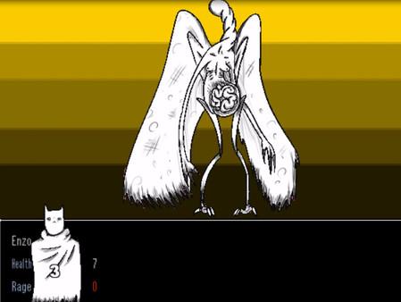 Скриншот из Mothlight