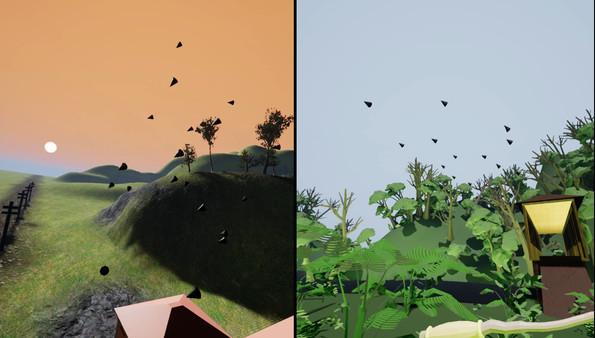 Скриншот из BoidWatch