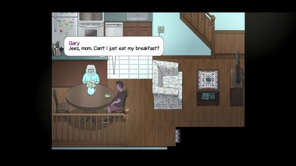 Скриншот из Legendary Gary