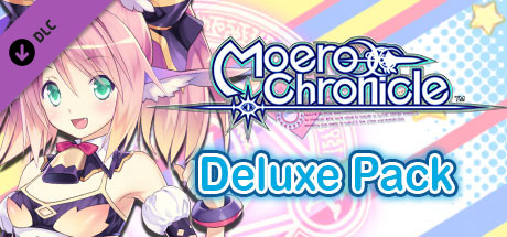 Moero Chronicle - Deluxe Pack | 限界凸記 モエロクロニクル  デラックスセット| 極限凸記 萌萌編年史 數位附錄套組