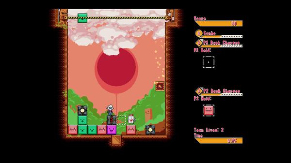 Скриншот из BlockGame