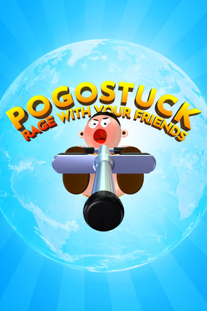 Pogostuck: Rage With Your Friends poster image on Steam Backlog