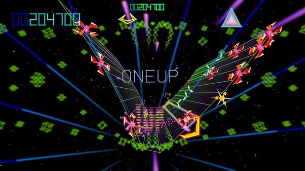 Скриншот из Tempest 4000