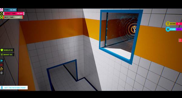 Скриншот из JUMPER : SPEEDRUN