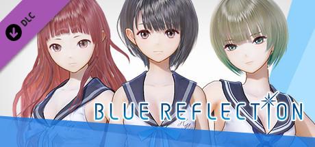 BLUE REFLECTION - Sailor Swimsuits set A (Hinako, Sarasa, Mao)