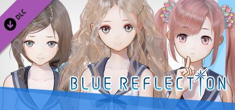 BLUE REFLECTION - Sailor Swimsuits set C (Lime, Fumio, Chihiro)