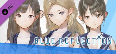 BLUE REFLECTION - Sailor Swimsuits set E (Rin, Kaori, Rika)